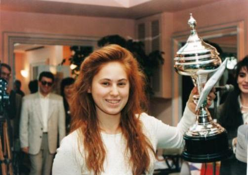 Judit Polgar retires from competitive chess