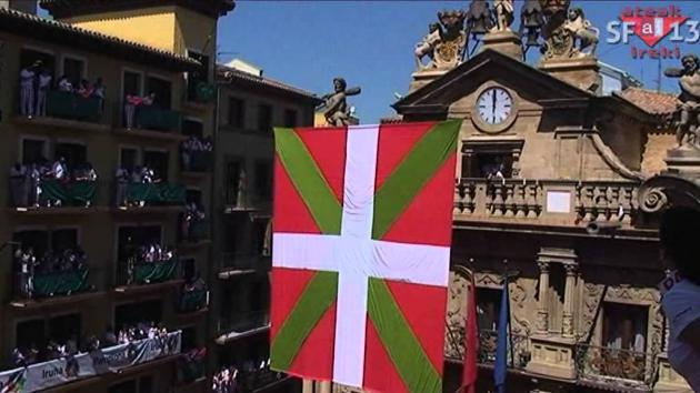 BASQUE COUNTRY THERE!