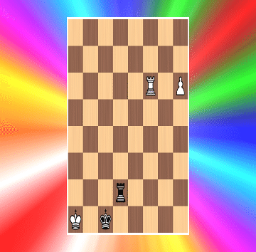 Cool Chess Puzzle #9 - Alexey Troitsky