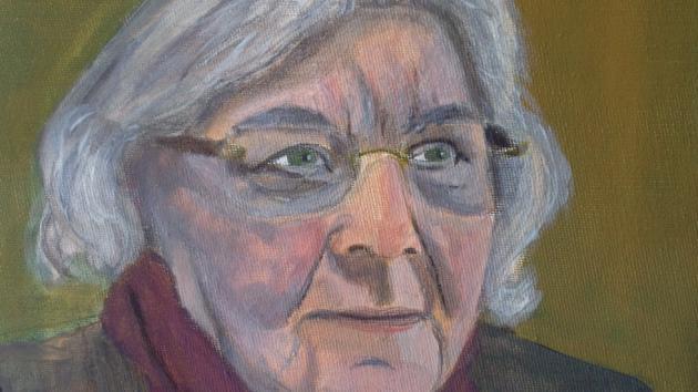 Portrait of Ada.