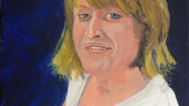 A portrait of Michelle.