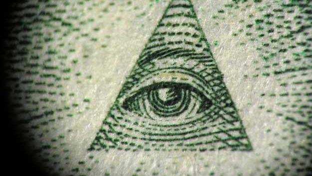 American $20 Bill Consparicy