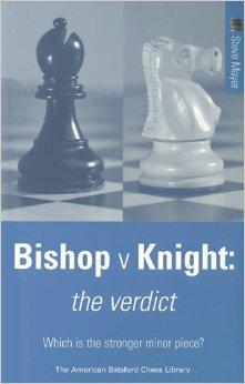 Is the Bishop more powerful than the Knight?