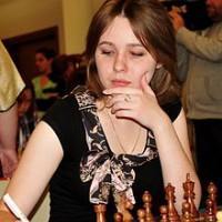 Mariya Muzychuk vs. Natalija Pogonina, WWCC 2015, 1-0
