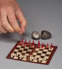 My Favorite 1.d4 Miniatures #3 (Grunfeld Defense)