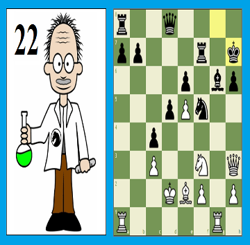 How to Solve Chess Puzzles #22
