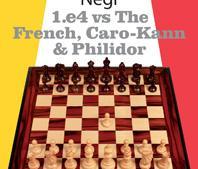 Negi's 1.e4 Repertoire Volume 1 Book Review