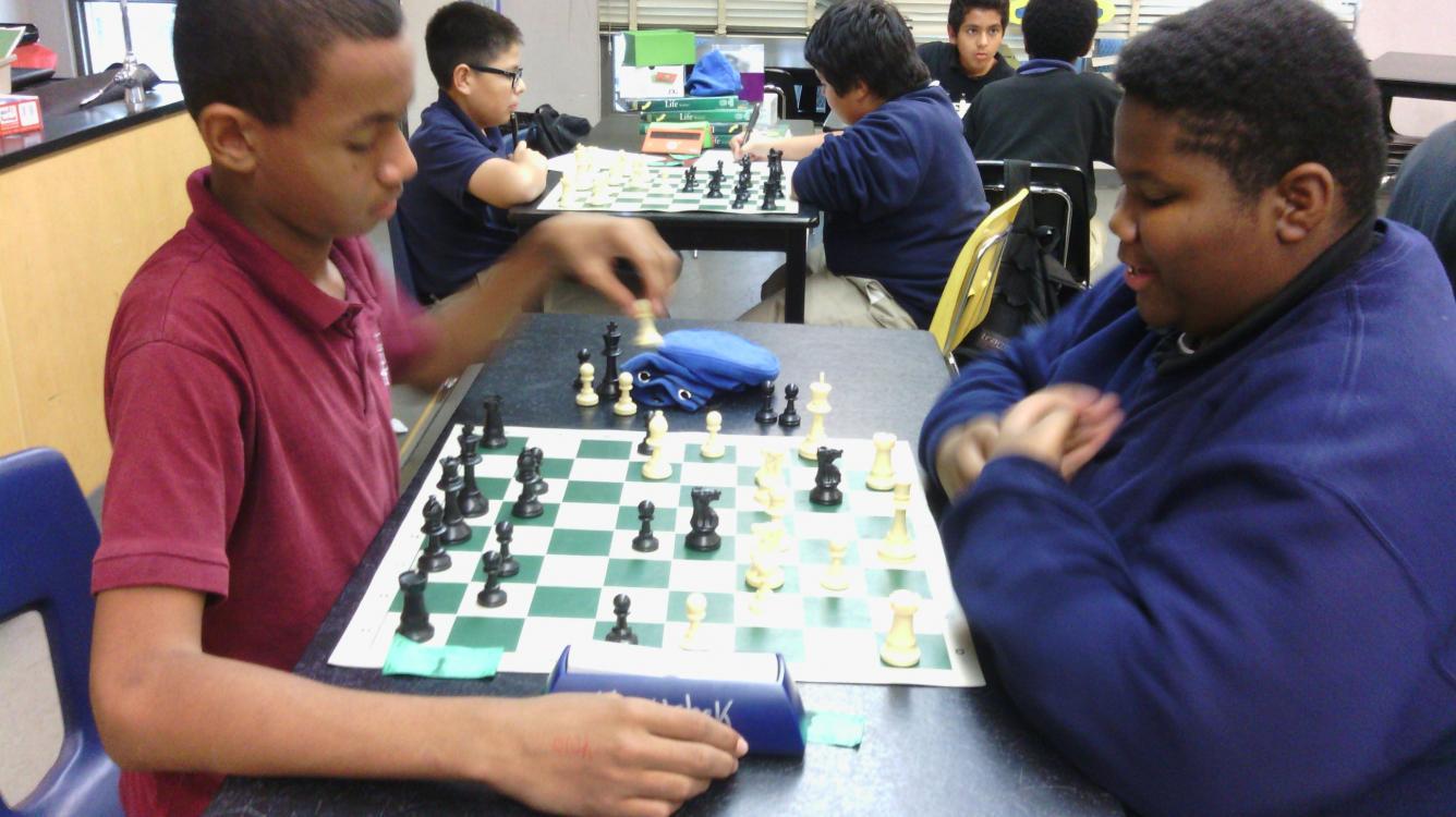 Pandolfini's Chess Challenges #1