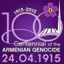 Forgive, not forget. Centennial of the ARMENIAN GENOCIDE