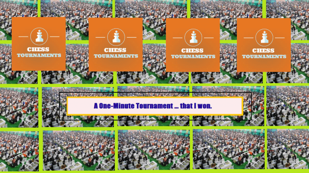 One minute tournament, # 514164