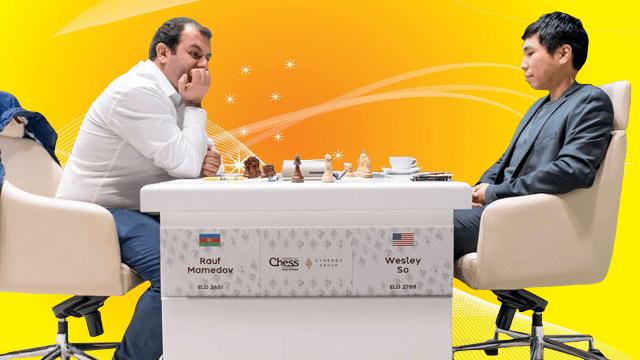 Wesley So vs Rauf Mamedov - 2015 Gashimov Memorial Chess Tournament
