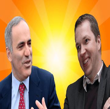Garry Kasparov vs Nigel Short - Battle of the Legends - 10 Games