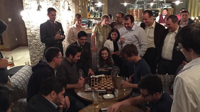Shamkir Chess