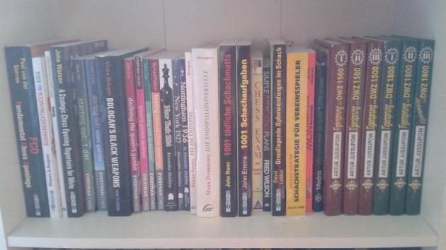 Whats on my bookshelf