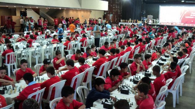 Clube de Xadrez Escolar 2014