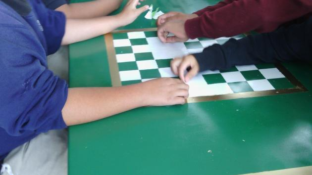 The Chess Table
