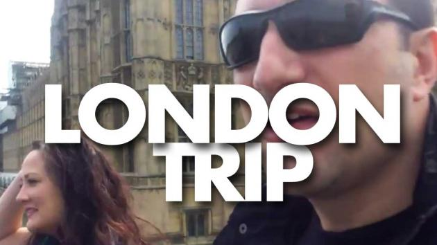 Funny London Trip 2015