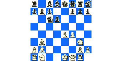 960 Danish Gambit