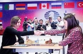 WOMEN´S WORLD RAPID CHAMPIONSHIP 2015