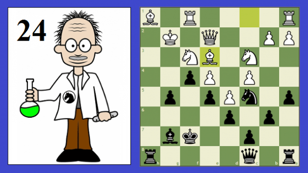 How to Solve Chess Puzzles #24