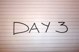 Day 3 of 800 to 2200 Blitz Challenge