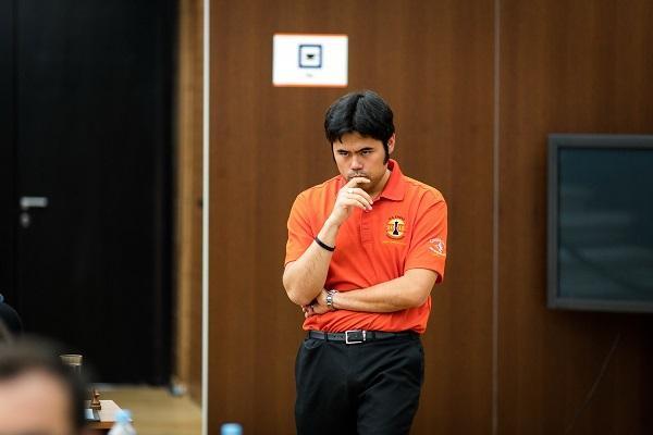 Nakamura At The FIDE Grand Prix: Khanty-Mansiysk