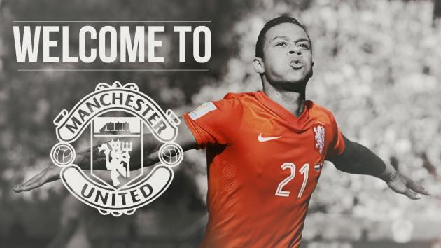Memphis Depay ● Welcome to Manchester United 2015