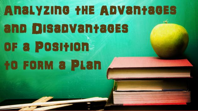 Understand and Utilize Your Advantages to Develop a Plan