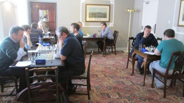 Gorey Chess rapid 22 Jun. 2015