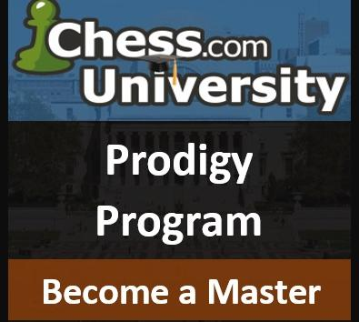 Prodigy Program - July 2015 Registration Open!