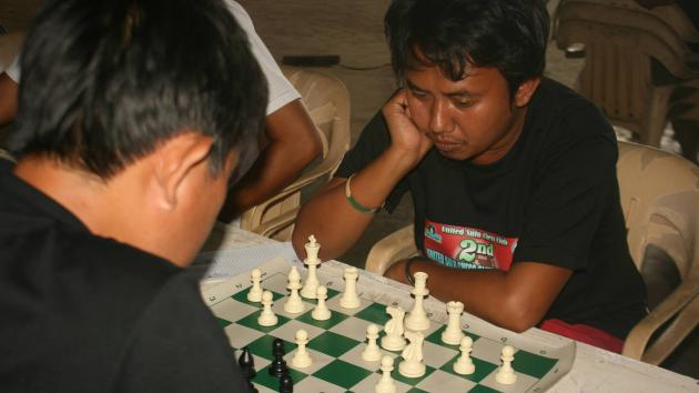 Exciting Moments in Sulu Chess