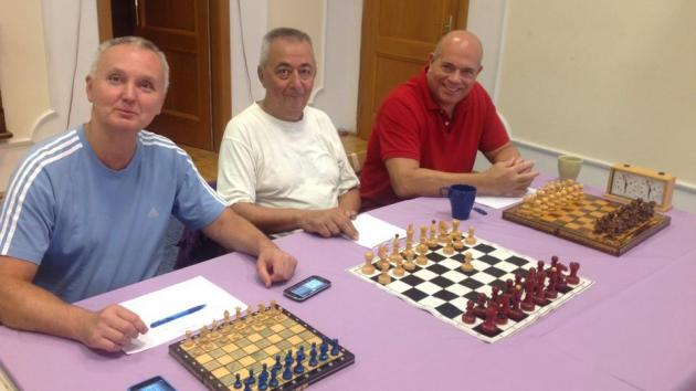 Budapest Chess Holiday at 10-17 August 2015