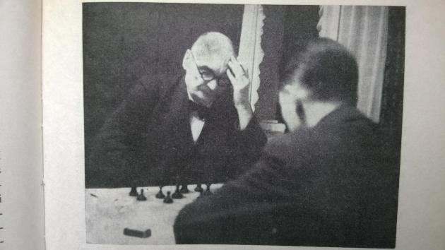 THE FIRST FINNISH CHESS CHAMPION
