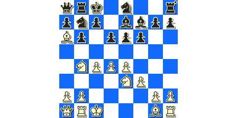 Another example of why 960 is for thinking chessplayers