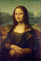 Finally a little Mona Lisa again