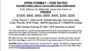 Summer Chess Festival 2015 Come Play!