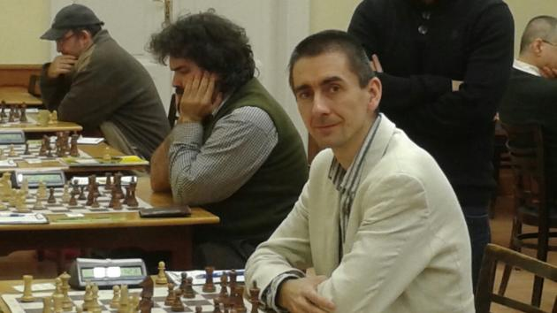 Free Simul game against an International Master