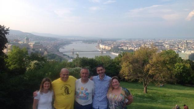 3rd Budapest Chess Holiday - Sightseeing preview