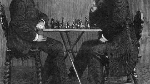 The First World Chess Champion