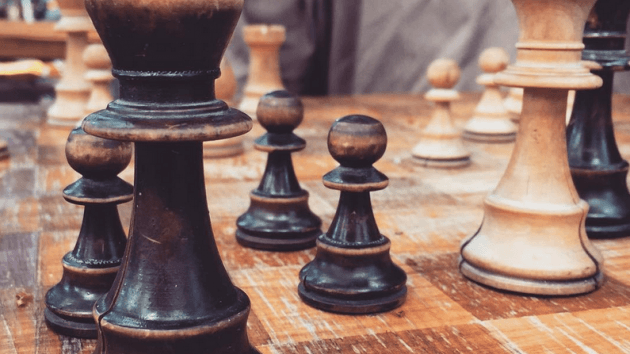 First Chess Lesson (7/22)