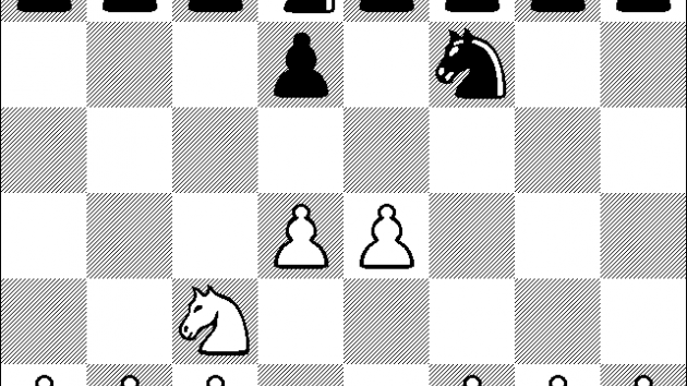 Great chessopening: The lion, with commentary, tips, tricks, example game and puzzle!