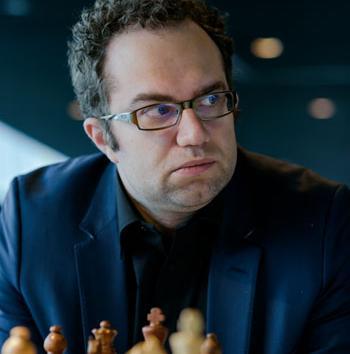 Richard Rapport vs. Pavel Eljanov, Biel 2015, 0-1