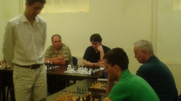 Only 2 seats are available for the Master Simul
