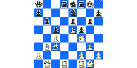 960 right- and left-handed Benonis are just chess