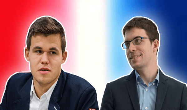 Sinquefield Cup 2015: Magnus Carlsen vs Maxime Vachier-Lagrave (Grand Chess Tour)