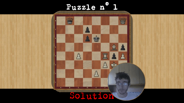 Puzzle #1 solution