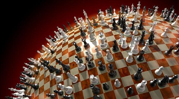 Global Influence of Chess