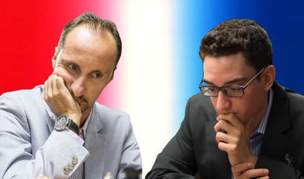 Sinquefield Cup 2015: Veselin Topalov vs Fabiano Caruana (Grand Chess Tour)