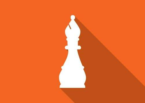 A very crazy chess game!