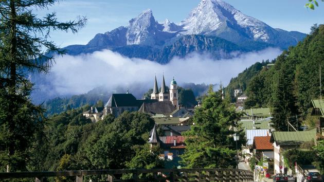 Bergsteigen in Bayern